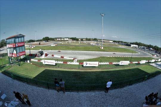 Os melhores 'cronos' da última prova do Campeonato de Portugal de Karting KIA