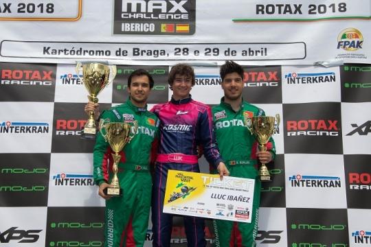 Lluc Ibañez campeão ibérico DD2 e qualificado para a Final Mundial no Brasil