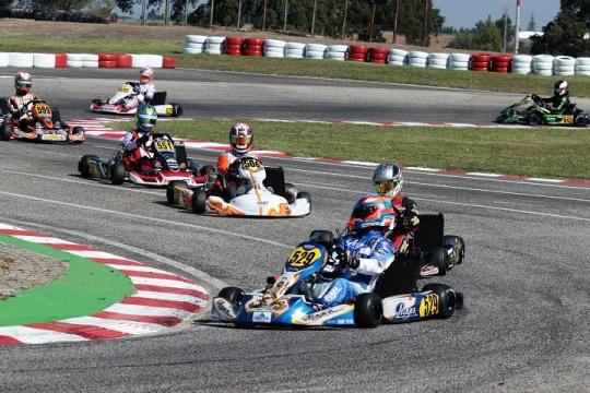 Títulos de campeões nacionais de Karting definidos hoje em Palmela
