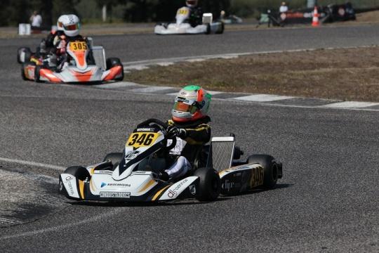 Os melhores 'cronos' da 4.ª prova do Campeonato de Portugal de Karting KIA