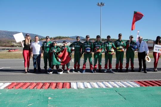Portugal no top-20 entre 59 países na Taça das Nações das 'Rotax Grand Finals' 2017