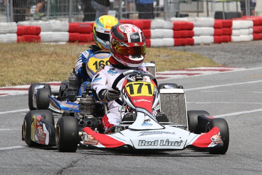 Mariano Pires vence Final 1… Bruno Ponte a Final 2 e é 'virtual' campeão nacional