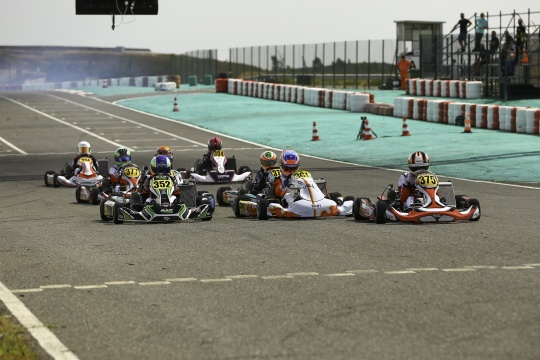 Rodrigo Testa volta a vencer no Campeonato de Portugal de Karting Júnior