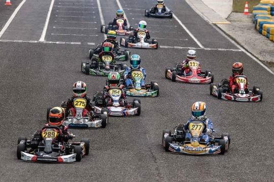 Campeonato de Portugal de Karting Kia com novos vencedores em Leiria