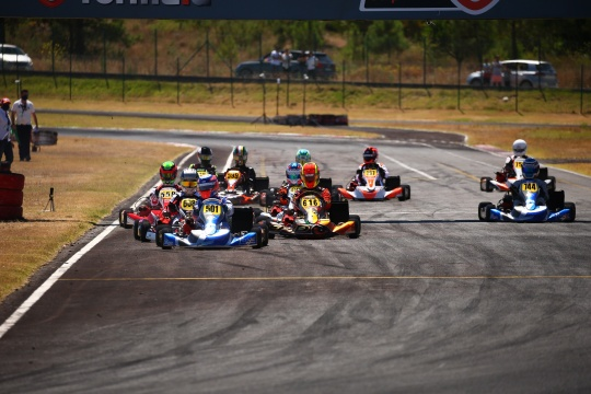 Ferreira, Marreiros e Mendes ganham 2.ª prova do CPK da categoria X30 Super Shifter