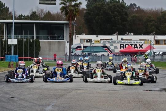 Rotax Max Challenge Portugal 2017 prossegue este fim de semana em Fátima