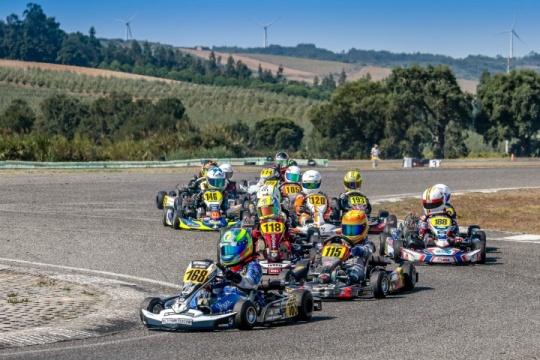 José Pinheiro mais líder no Campeonato de Portugal da categoria Cadete