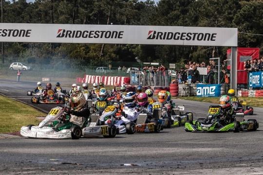 Campeonato de Portugal de Karting prossegue em Leiria com 95 inscritos