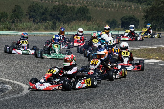 Luís Alves domina última prova e sagra-se Campeão Nacional da categoria Cadete