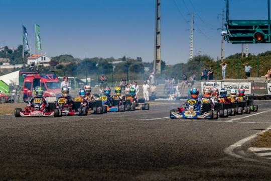 Teixeira, Ferreira, Lázaro e Castro vencem nas categorias Shifter no Bombarral