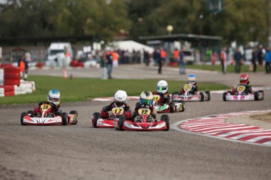 Romeu Mello vence 1.ª manga da Taça de Portugal de Karting na categoria Iniciação