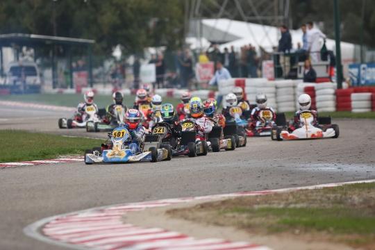 Ferreira, Marreiros e Fernandes lideram Taça de Portugal na X30 Super Shifter
