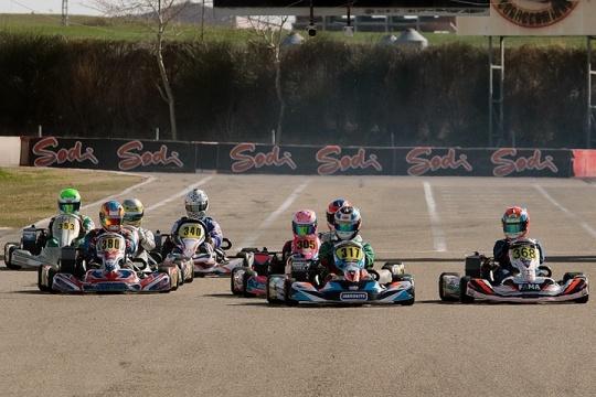 Campeões Ibéricos Rotax serão conhecidos domingo em Braga