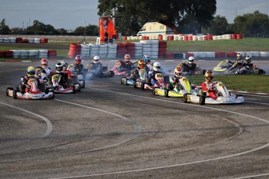 Guilherme de Oliveira vence 1.ª manga da Taça de Portugal de Karting X30 Sénior