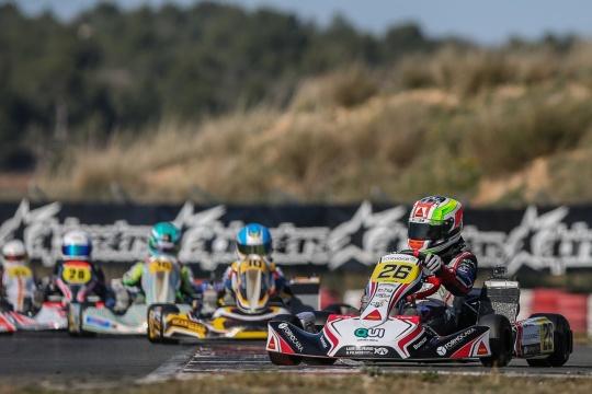 Juniores portugueses vão disputar a corrida de repescagem na Iame Winter Cup 2020