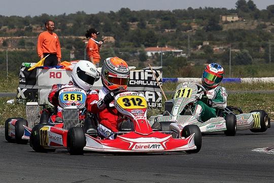 'Armada' lusa constituída por 16 pilotos na segunda prova das Series Rotax Espanha