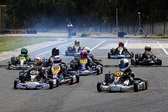 Dalmau, Moura, Borlido, Oliveira, Correia e Malheiro ganham em Fátima para o Rotax Max Challenge