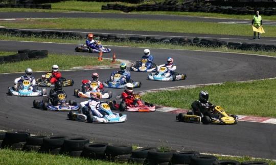 Troféu de Karting da Madeira arranca com bom número de participantes