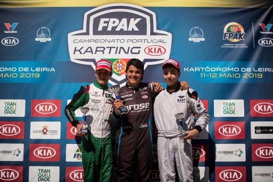 Lourenço Monteiro estreia-se a ganhar e Guilherme de Oliveira é mais líder na X30