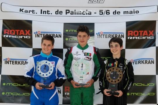 RMCP 1: Guilherme de Oliveira dominador na categoria Júnior