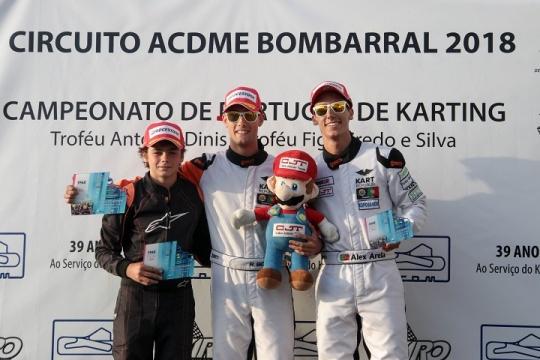 Ricardo Borges mais líder no Campeonato de Portugal X30 Sénior