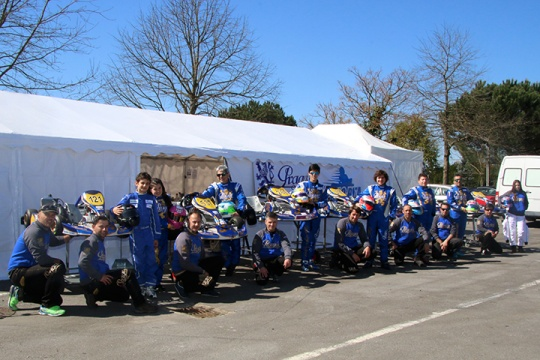 PPRT: a mais recente equipa de Karting em Portugal