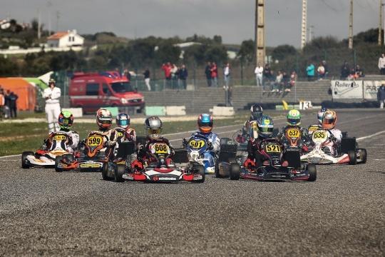 Marreiros e Teixeira vencem 1.ª prova do Campeonato de Portugal X30 Super Shifter