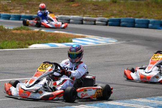 Problemas mecânicos 'travam' Rui Pereira no Mundial Rotax da DD2 Master