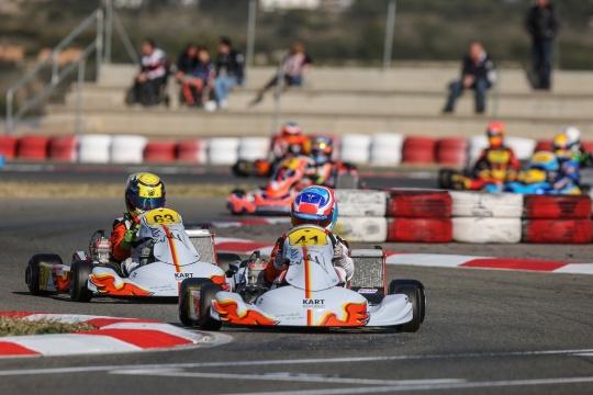 Juniores portugueses com pouca sorte nos 'cronos' da Iame Winter Cup 2020