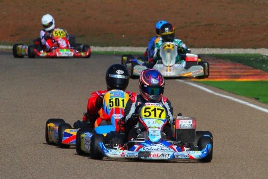 Rui Pereira garante em Motorland título de campeão de Espanha na DD2 Master