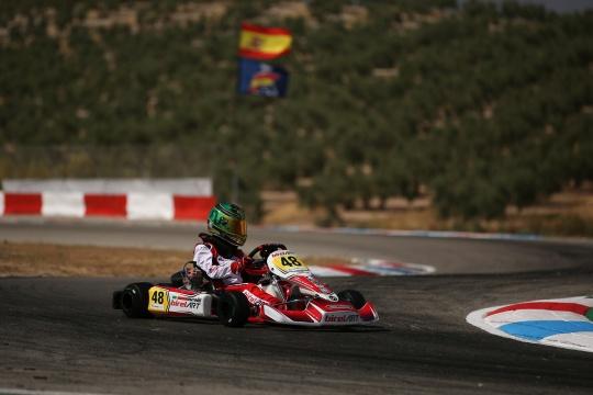 CEK Campillos: Santiago Ribeiro 16.º e José Barros de 29.º na 'qualificação' Júnior