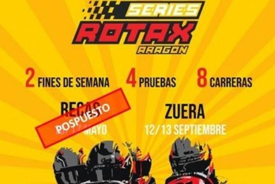 Primeira jornada das Series Rotax 2020 adiada devido à pandemia Covid-19