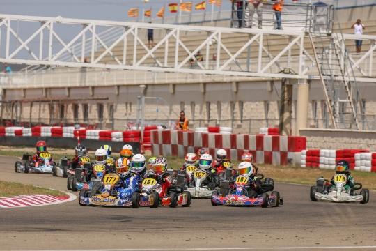 Series Rotax Espanha arrancam nos dias 18 e 19 de julho no Circuito de Recas
