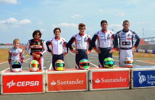 Cores nacionais em destaque na terceira prova do Campeonato de Espanha em Chiva