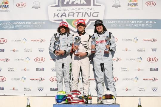 Manuel Silva conquista Open de Portugal de Karting na categoria X30 Sénior