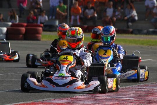 Yohan Sousa garante 3.º lugar no Campeonato de Espanha Sénior-KZ2