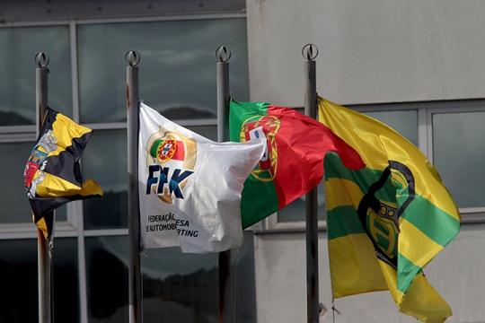 Os mais rápidos na qualificação do Open de Portugal de Karting