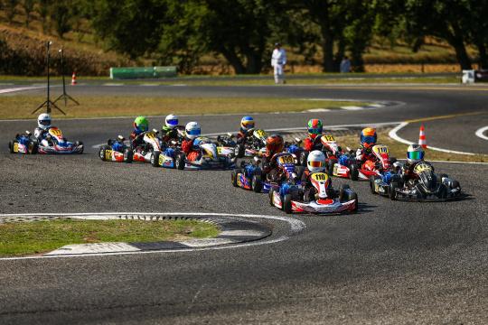Guilherme Morgado soma mais uma vitória no CPK da categoria Cadete 4T