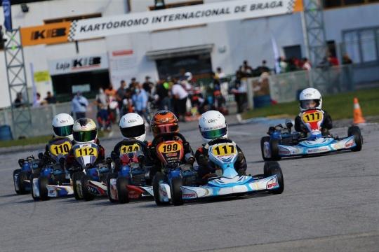 Martim Meneses domina 4.ª prova do CPK da categoria Cadete 4T em Braga