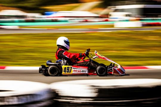 João Fernandes regressa ao Karting e logo para competir na exigente X30 Sénior
