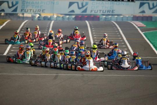 Campeonato do Mundo de Karting FIA disputa-se este fim de semana em Portimão