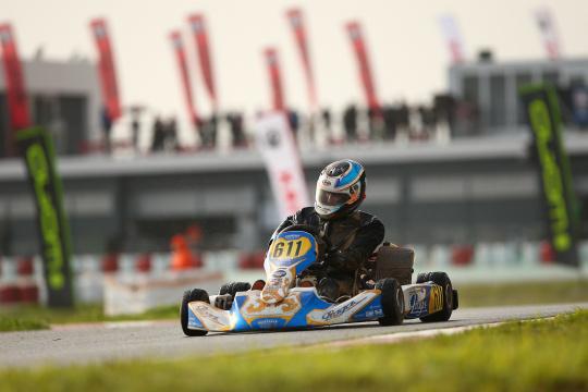 Gonçalo Coutinho 17.º classificado na Final da DD2 no Rotax International Trophy