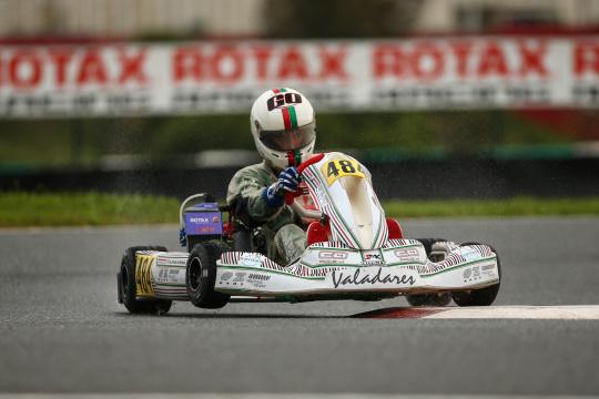 Guilherme de Oliveira está na Final A da categoria Sénior do Rotax International Trophy