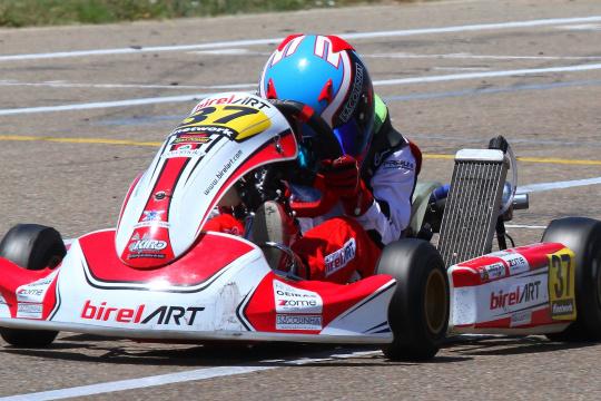 Gustavo da Silva soma um 7.º e um 8.º lugares no Campeonato de Espanha Mini-Rookie