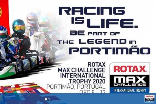 Dezassete portugueses entre os 260 inscritos para o Rotax International Trophy 2020
