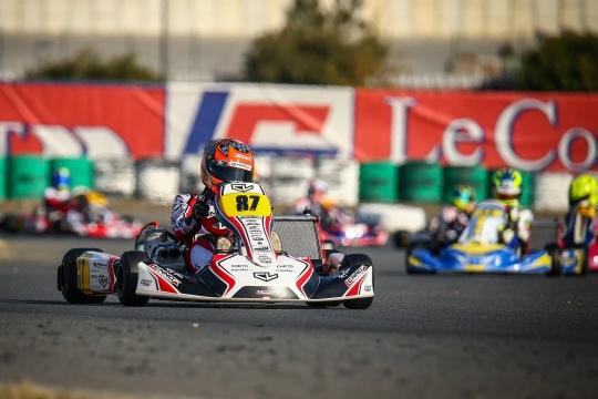 Ivan Domingues garante 12.º lugar nos 'Champions of the Future' 2020 da OK-Júnior