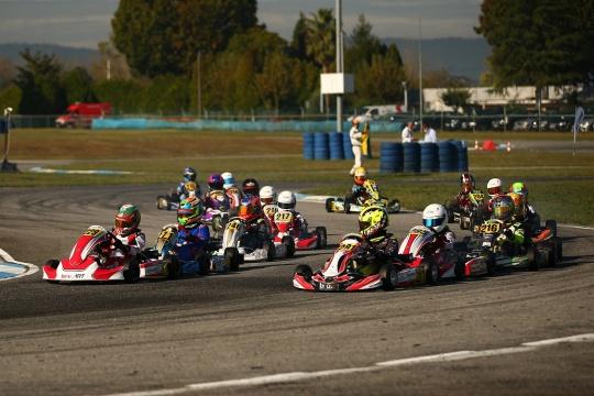 Classificação da 4.ª prova do Campeonato de Portugal de Karting Juvenil está suspensa