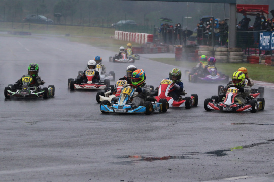 Noah Monteiro vence na categoria Juvenil em Viana mas título ainda está por decidir