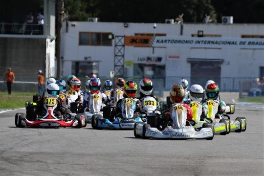 Rotax Max Challenge Portugal vai decidir-se nos dias 21 e 22 de novembro em Braga