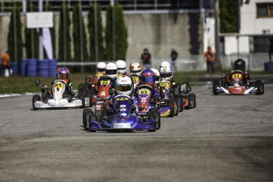 Realização da 5.ª e última jornada dupla do Troféu Rotax será decidida amanhã